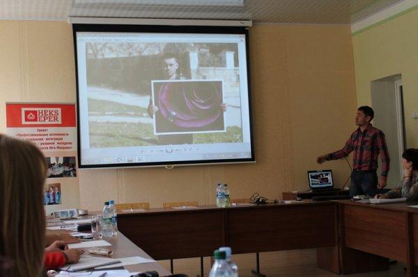 Pro-Europa приняла участие в конференции о партнерстве в профессиональном образовании
