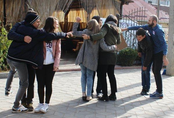 "(ФОТО) Лагерь ""Youth ProEurope Leaders"" собрал 15 представителей молодежи Гагаузии"