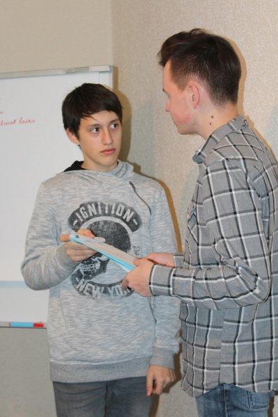 (ФОТО) В Комрате молодежь обсуждала права человека и построение демократического общества