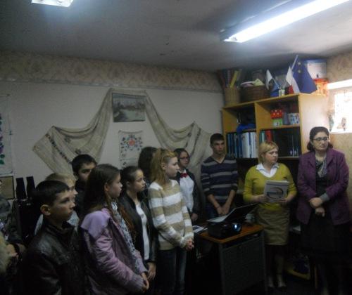 В городе Чадыр-Лунга открылся молодежный Евроклуб