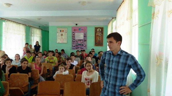 Информационный день в Вулканештах, 28 мая 2014 год