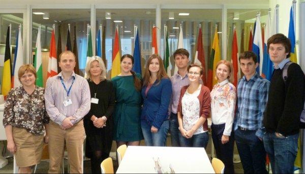 Группа молодежи из Гагаузии совершила обучающий визит в Литву