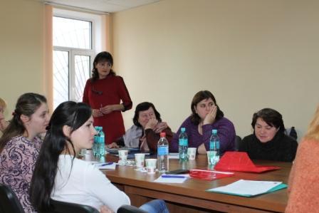 """Seminar de instruire """"Calitatea serviciilor oferite. Codul deontologic al asistentului social"""""""