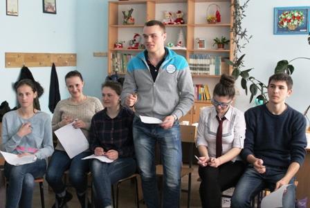 Stereotipuri de gen în dezbateri între voluntarii Euroclubului Comrat